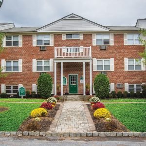New Paltz Gardens Apartments For Rent in New Paltz, NY Building View